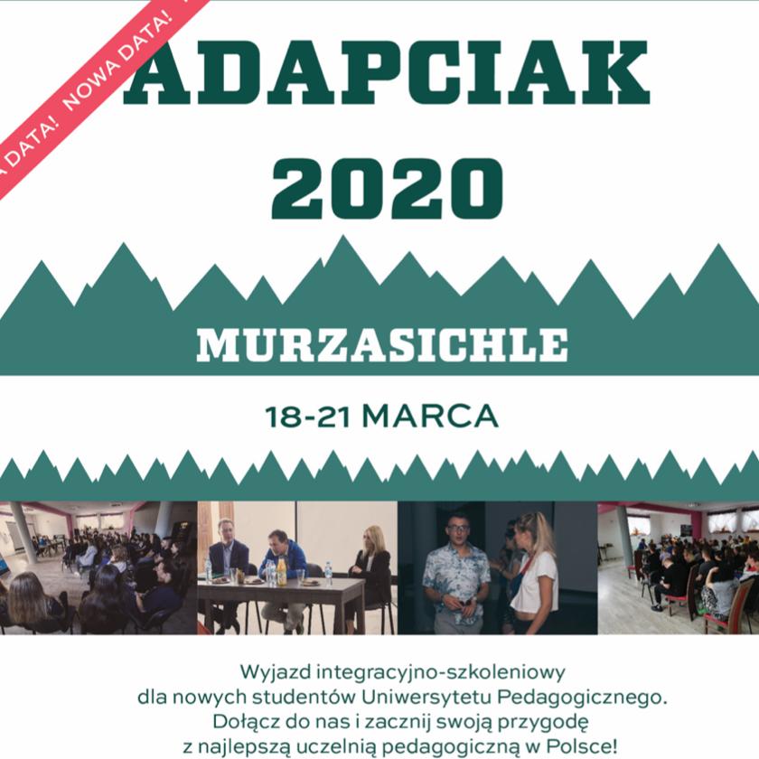 ADAPCIAK UP 2020 | NOWA DATA